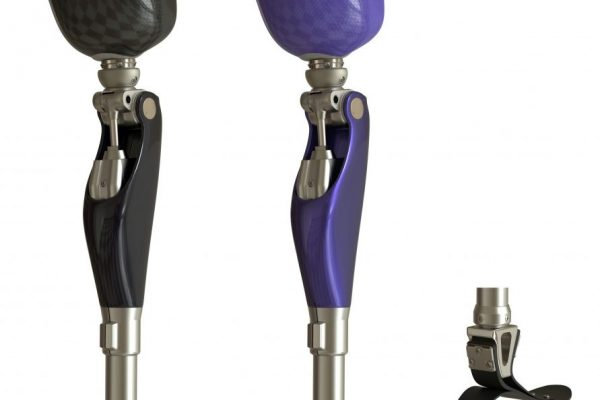 Allen Orthopedic Labs above-the-knee (AK) prosthesis